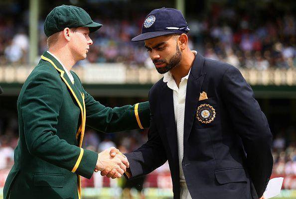 Ahead of Australia-India series, Australian journalist calls Virat Kohli a 'sweeper'