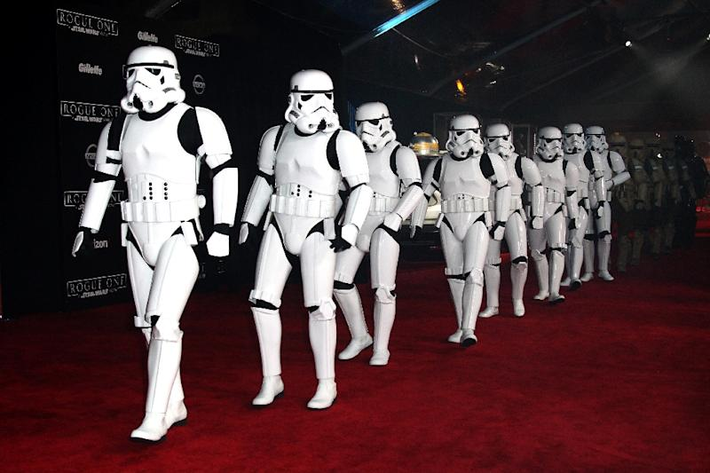 Reviews hail 'Rogue One' as a 'Star Wars' side story worth seeing