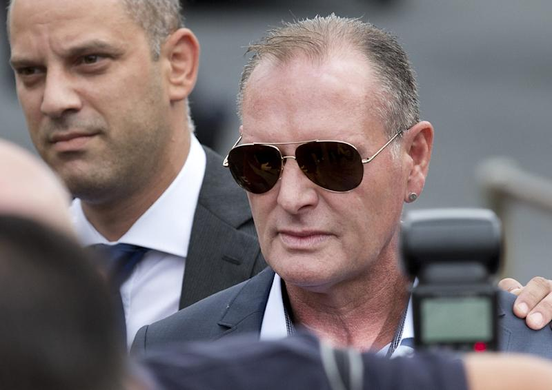 Former England footballer Paul Gascoigne originally made his name in football with native north-east side Newcastle before joining London club Tottenham Hotspur
