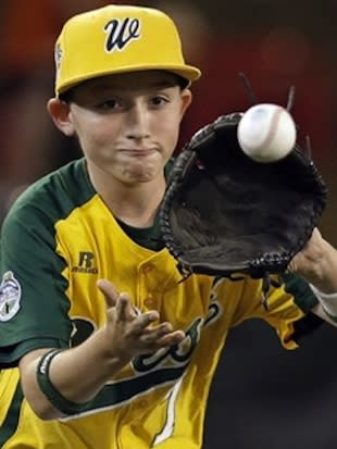 Petaluma California Little Leaguer Cole Tomei — AP