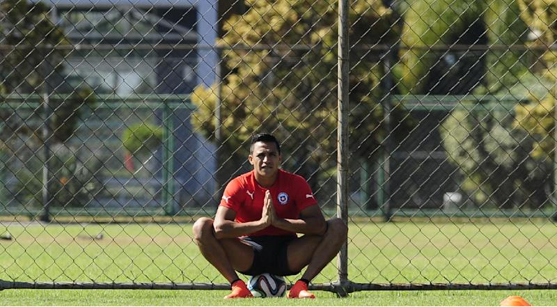 Chile injury concerns before Cup match vs Brazil