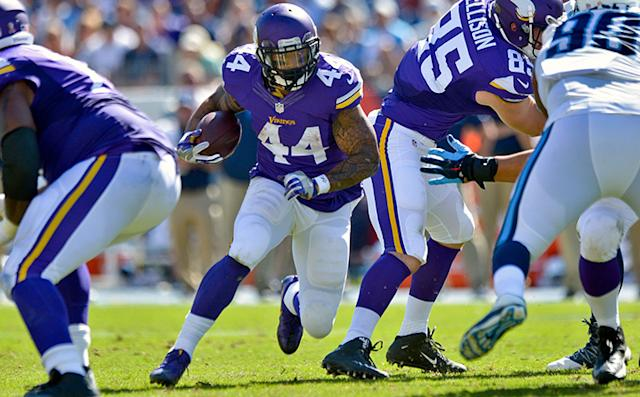 Minnesota Vikings send Adrian Peterson to injured reserve