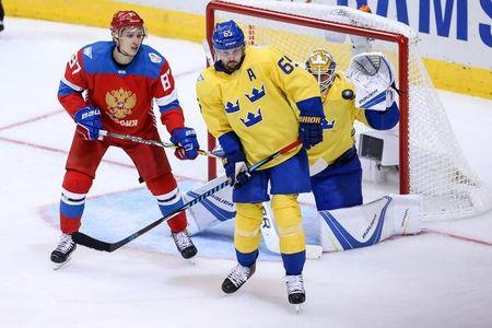 sweden vs russia hockey