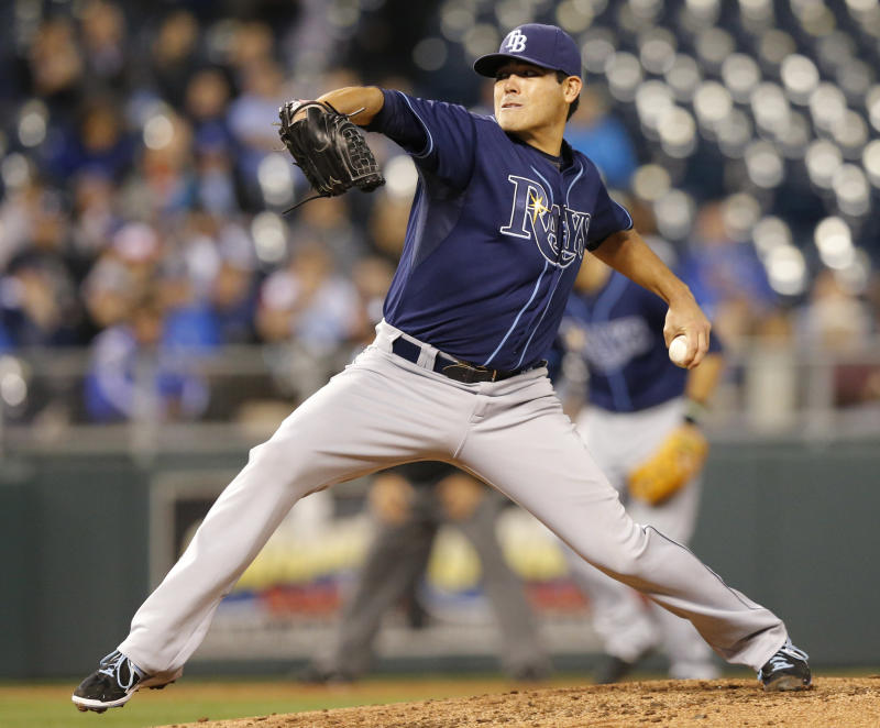 Rays' Moore will try to throw in a few days