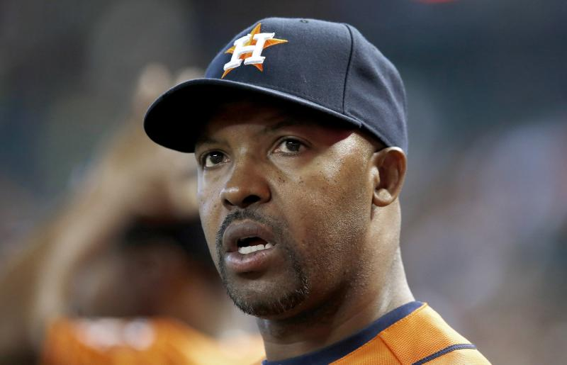 Houston Astros fire manager Bo Porter