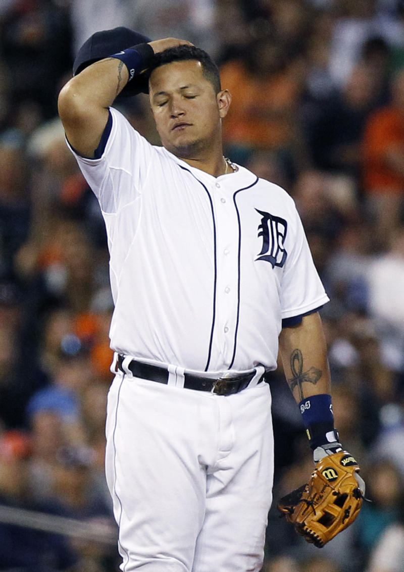 Cabrera HR lifts Tigers to 6-5 win over Royals