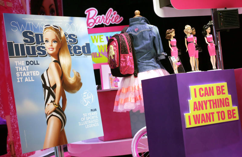 Girl Scouts asked to end partnership with Barbie