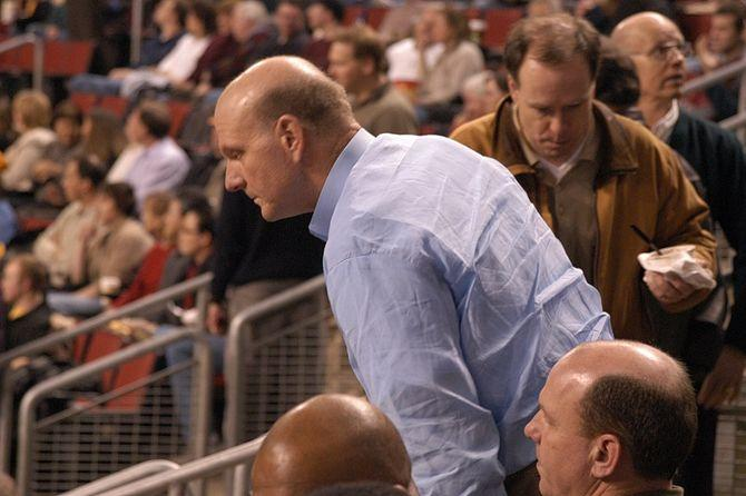 Steve Ballmer, The Clippers And The Basketball Bubble