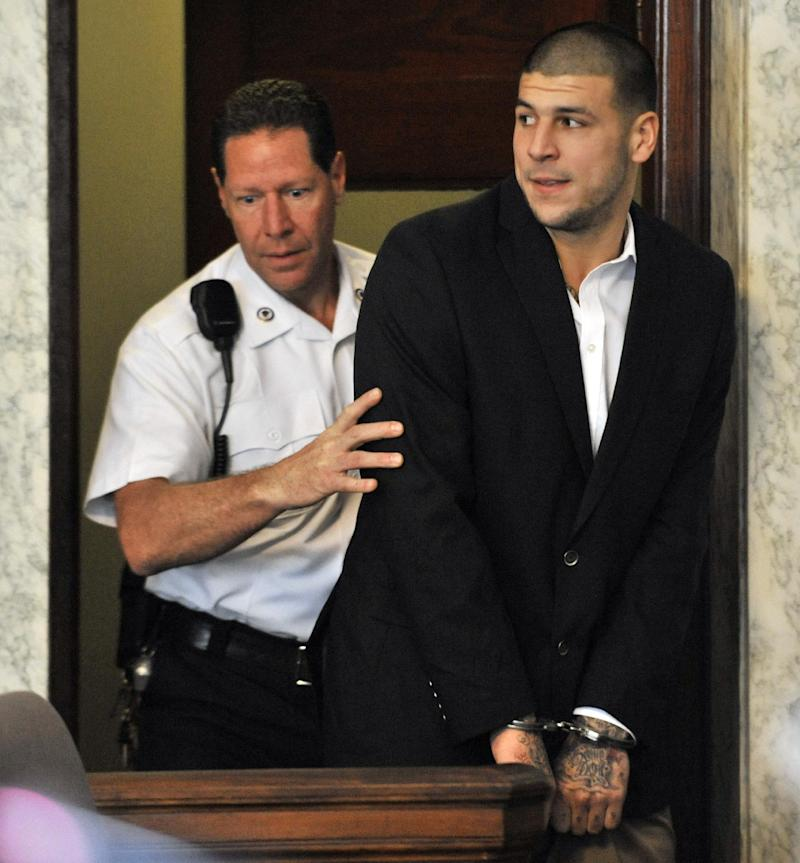 Hazing, Hernandez among NFL's issues so far in '13
