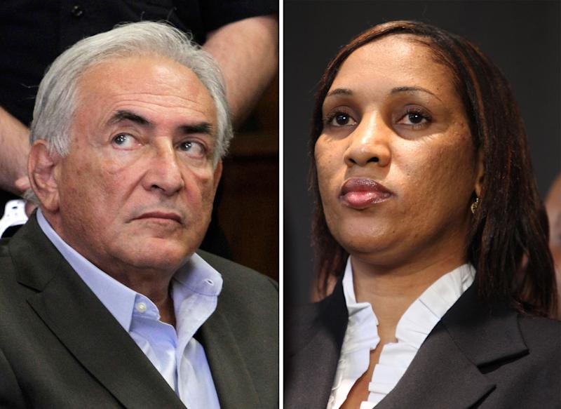 Attorneys for Strauss-Kahn deny settlement reached
