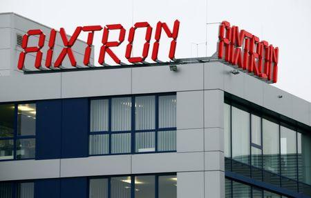 Aixtron says has arguments to overcome worries over China deal