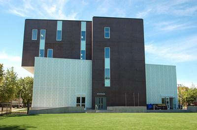 Phelps Construction Group has completed another Charter School project in Newark - the design and construction of Newark Collegiate Academy, a new high school for KIPP:NJ, on Littleton Avenue.