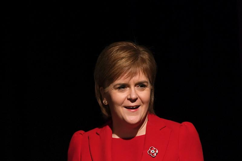 Donald Trump holds telephone call with Scottish PM Nicola Sturgeon