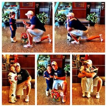 J.J. Watt proposes to Breanna, his biggest 6-year-old fan — Facebook