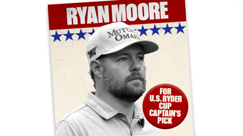 Image result for ryan moore ryder cup image