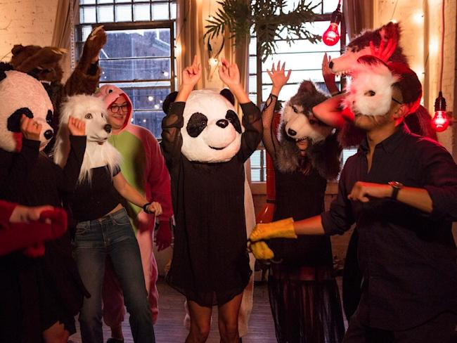 75844d9c682 Inside Urban Outfitters  bizarre Halloween party