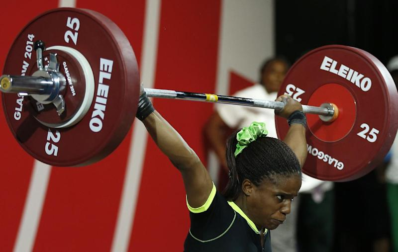Teen weightlifter stripped of Commonwealth gold