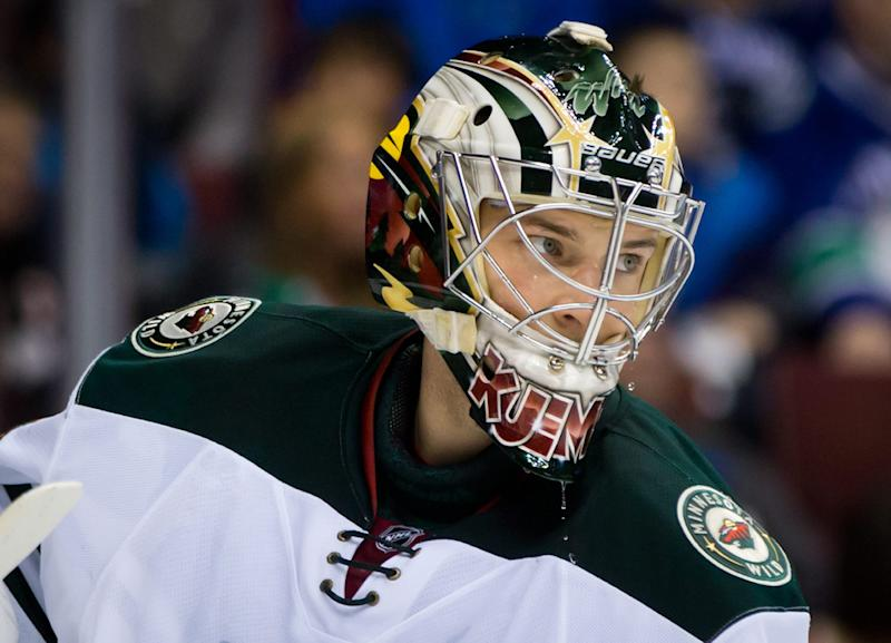 Fontaine's SO goal gives Wild 2-1 win over Canucks