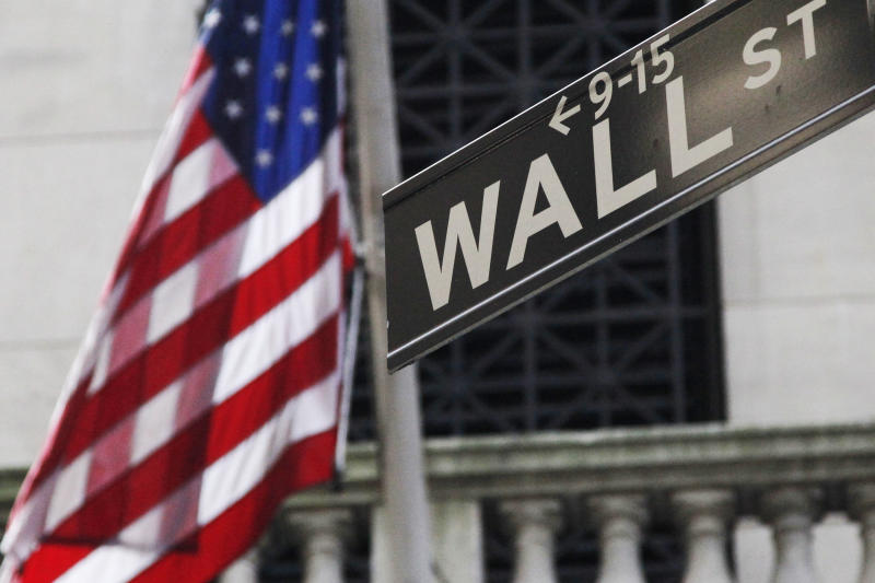 Stock market touches another record