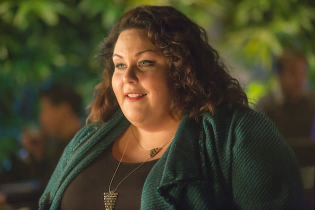 Chrissy Metz on This Is Us Contract For Weight Loss