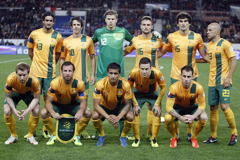 Australia faces difficult task at World Cup