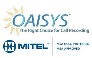 OAISYS a Platinum Sponsor at Mitel Business Partner Conference 2012