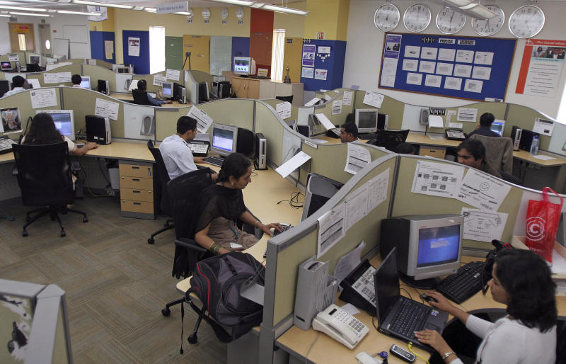 US immigration bill could slow Indian outsourcers