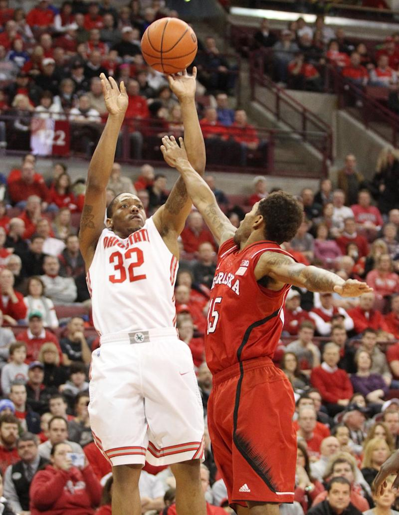 Bench, Ross' big shots help No. 3 OSU roll 84-53