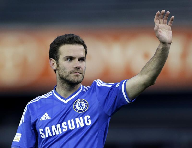 United agrees deal with Chelsea to sign Mata