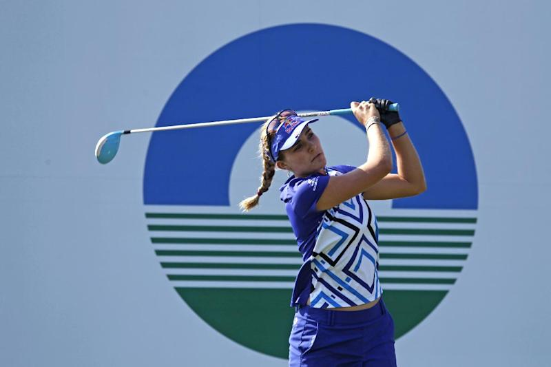 Lexi Thompson leads Lorena Ochoa Invitational