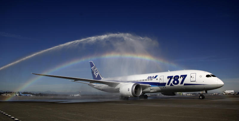 Boeing benefits from faster airplane deliveries