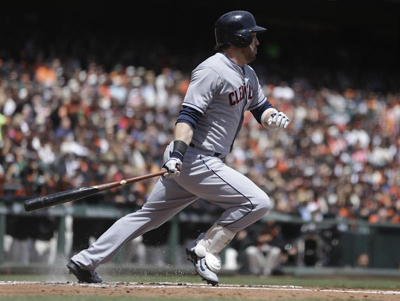Indians place 2B Kipnis on disabled list