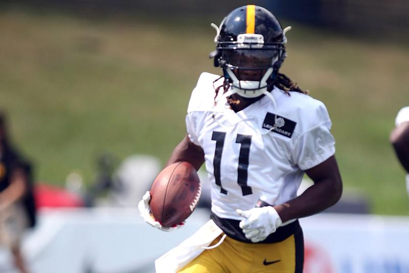 Markus Wheaton injury update: Steelers WR questionable vs. Bengals, fantasy value low