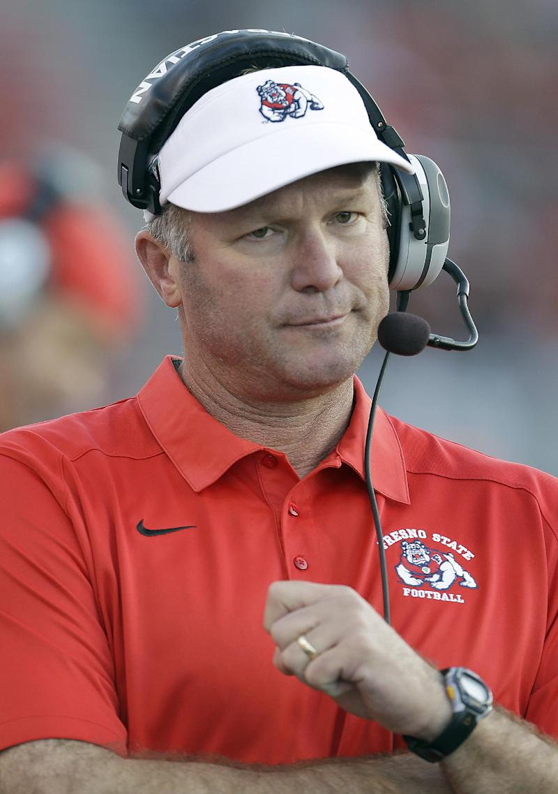 Fresno St. agrees to extension with DeRuyter