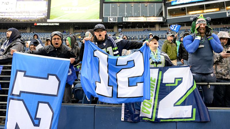 Seahawks reach agreement with Texas A&M over '12th Man'