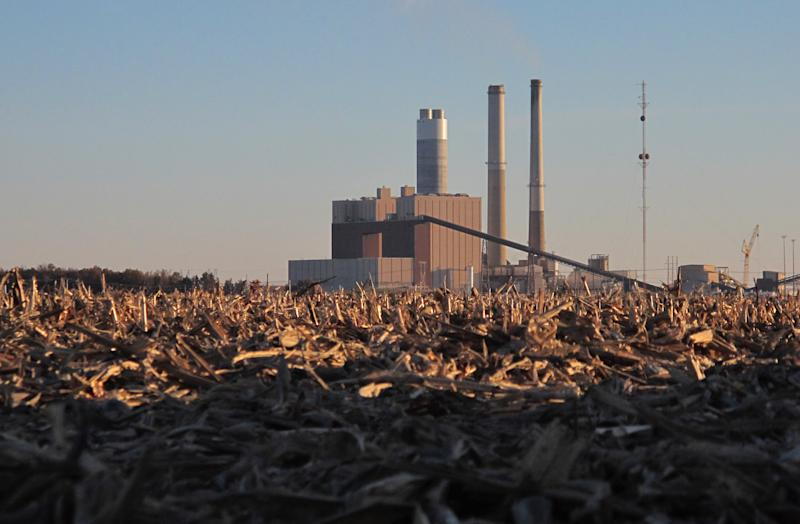 Dynegy gets pollution waiver for Ill. coal plants