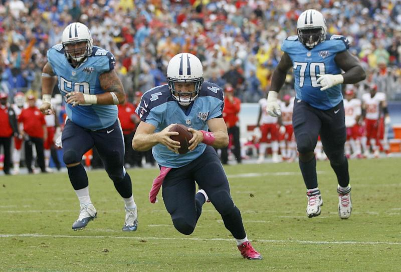 Titans ready to click from kickoff to final second