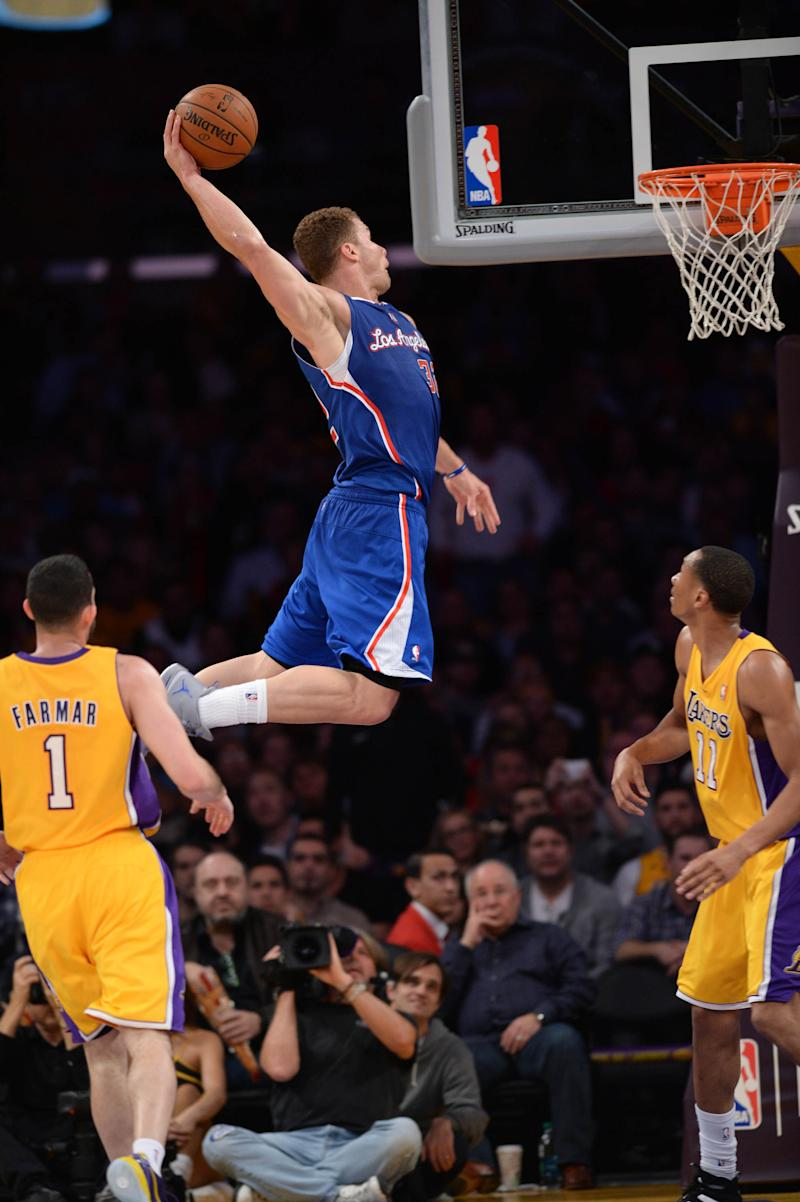 Clippers blow out Lakers again 142-94