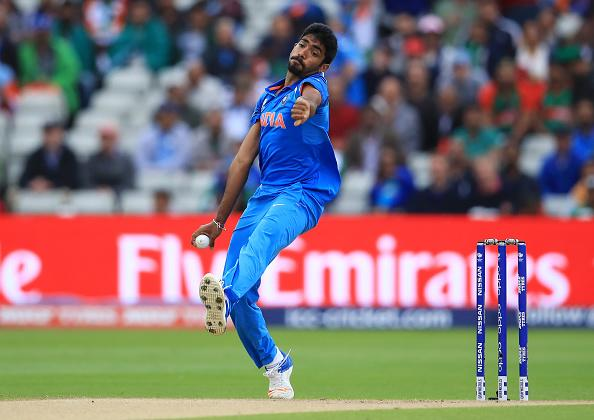 Bangladesh v India - ICC Champions Trophy - Semi-Final - Edgbaston : News Photo