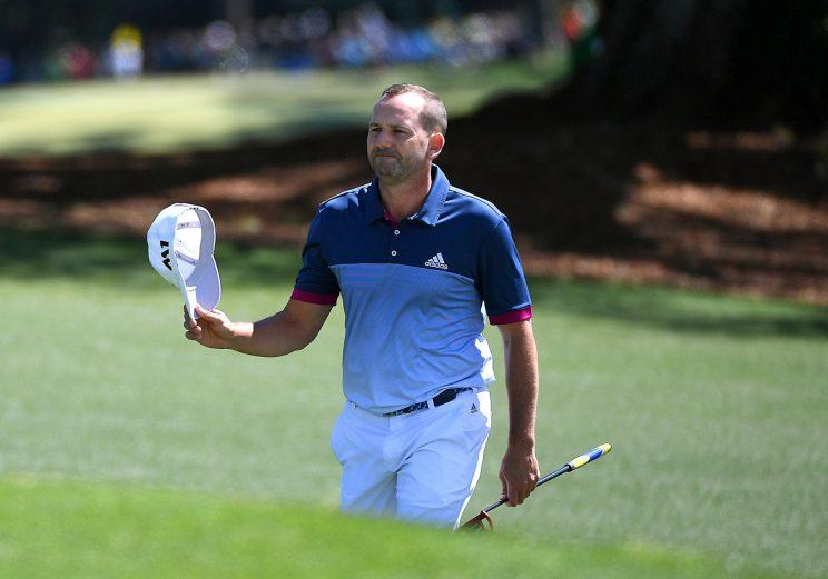Can Sergio Garcia Break Major Hoodoo On Seve Ballesteros's Birthday?