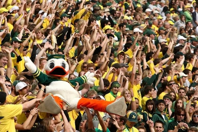 Everyone seems to want to visit Oregon ... for the duck? — Getty Images