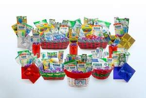 Celebrate 12 Days of Giveaways With Holiday Gift Baskets From DentalPlans.com and GUM(R)