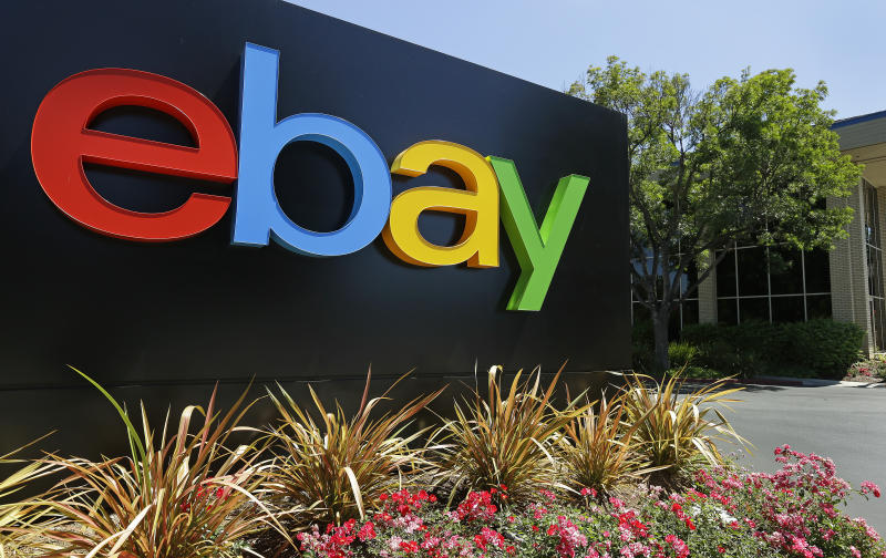 EBay CEO cites 'uncertainty' for weak 4Q outlook