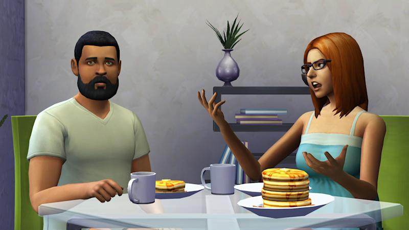 'The Sims 4' adds emotional, multitasking Sims