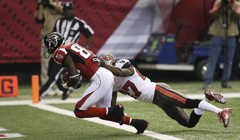 Douglas steps up for Falcons, gives offense hope