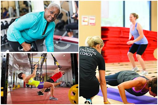 UPDATE - High-intensity interval training (HIIT), functional fitness, older adult training lead 2017 Canadian fitness trends