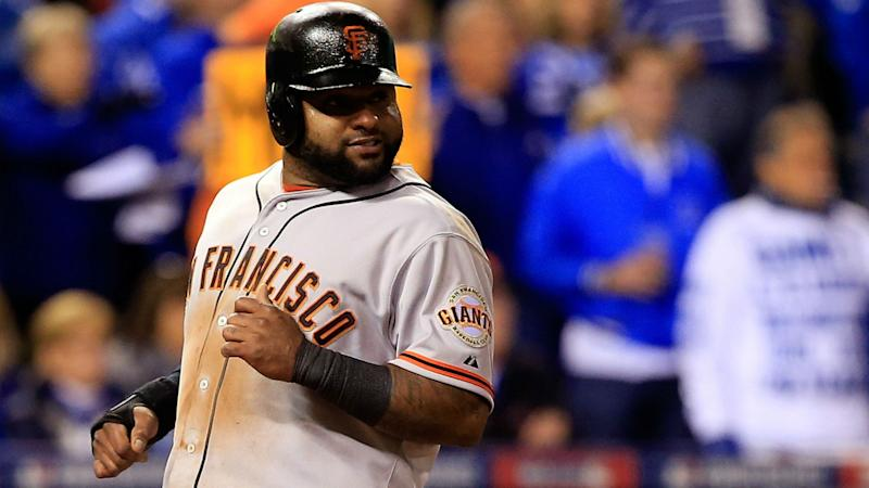 Giants Deny Interest In Pablo Sandoval