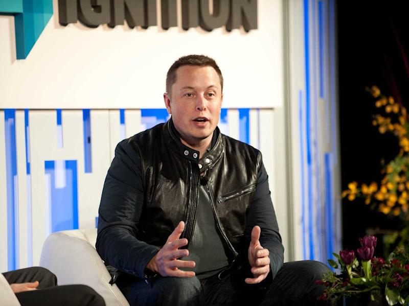 elon musk ignition conference 2013
