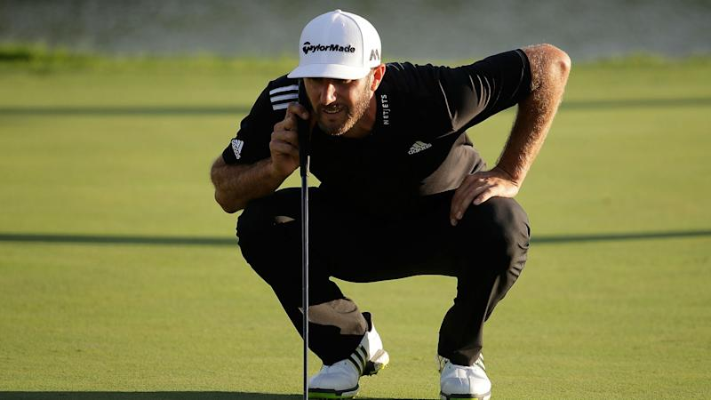 Woodland ties for 24th place in BMW golf tourney