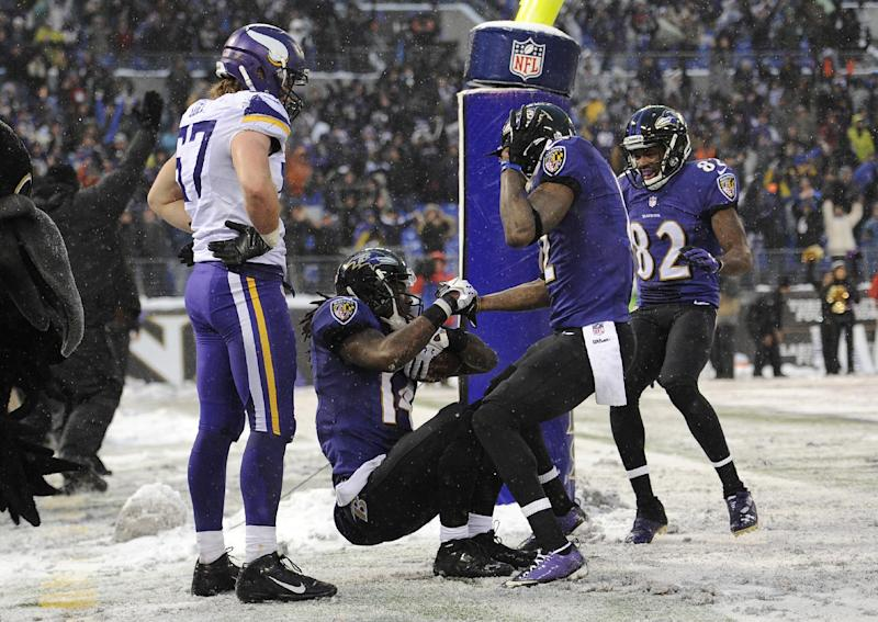 Frazier: NFL called to talk about officiating